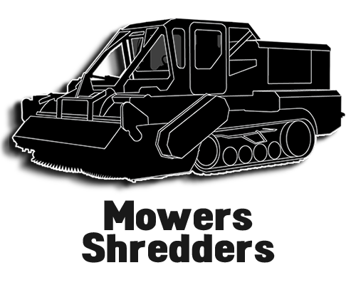 Mowers and Shredders
