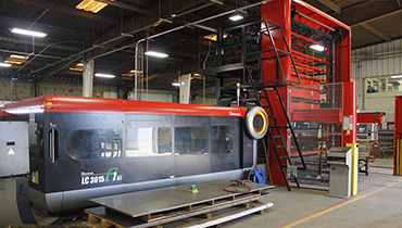 Contract Fabrication Automated Laser