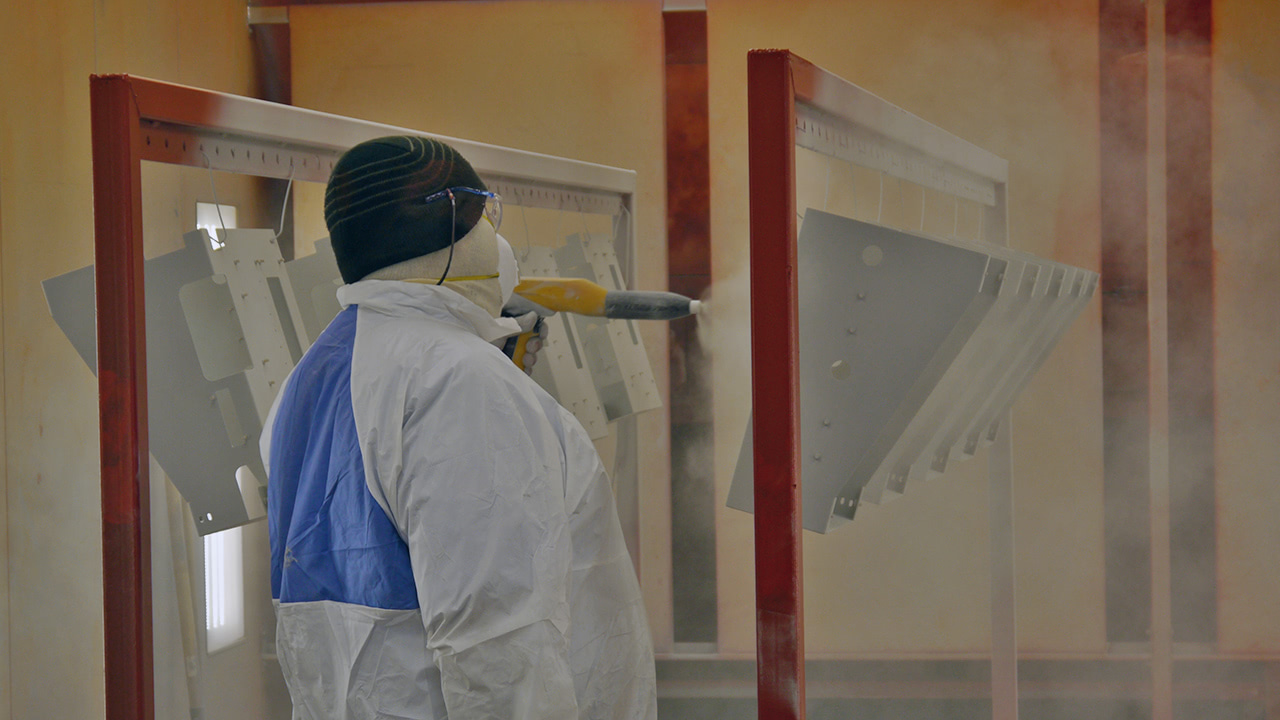 Flory Careers Employee Operator Paint Powder Coating