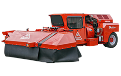 34 Series Air-Cab Nut Sweeper