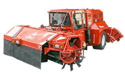 79 Series Air-Cab Nut Sweeper